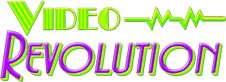 Video Revolution Logo